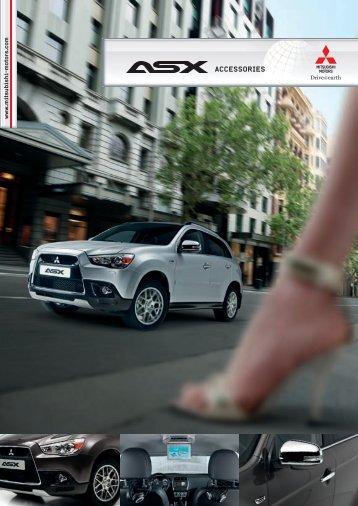 Genuine Accessories Mitsubishi Motors Australia
