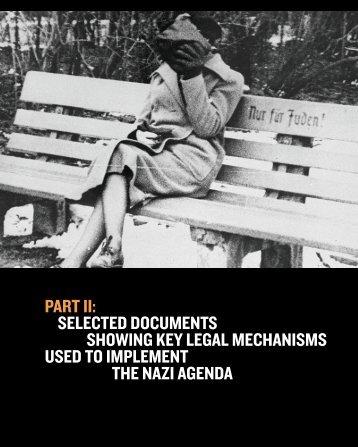 Antisemitic Legislation [PDF]