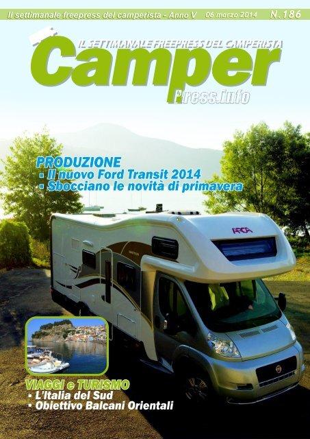 Van Camper Camper RV a basso profilo tetto montato Fan Air Vent CAMION bianco FIAT