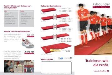 saisonvorbereitung 2013 trainiere wie die profis tempo sport ag. Black Bedroom Furniture Sets. Home Design Ideas
