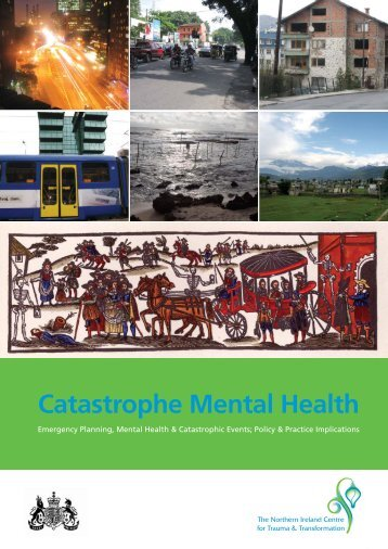 Catastrophe Mental Health - Initiative for Conflict-Related Trauma