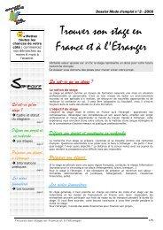 Dossier mode emploi_02.pdf - centre ressources information ...