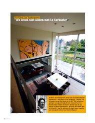 """""""We leven niet alleen met Le Corbusier"""" - Dimension"""