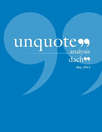 latest digital edition of DACH unquote