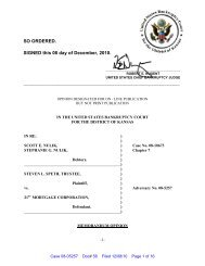 the pdf document. - US Bankruptcy Court