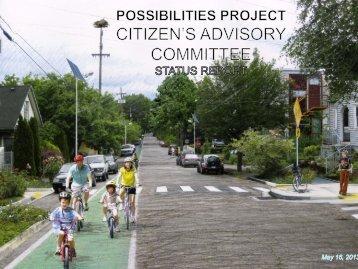 Possibilities Project Presentation - TriMet