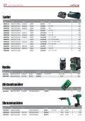 Hitachi Elektroværktøj - Page 4