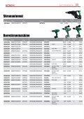 Hitachi Elektroværktøj - Page 5