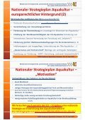 Nationaler Strategieplan Aquakultur - DAFA - Seite 4