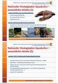 Nationaler Strategieplan Aquakultur - DAFA - Seite 5