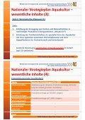 Nationaler Strategieplan Aquakultur - DAFA - Seite 6