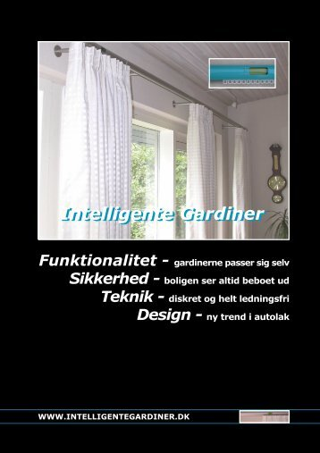 Intelligente Gardiner - ODSIF