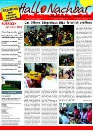 Sabine Klose, die neue Schul - Stadt Velbert