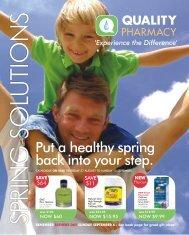 SAVE - Quality Pharmacy