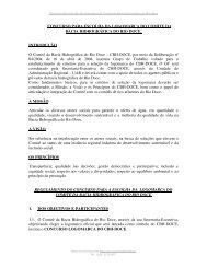 Regulamento do Concurso para escolha da Logomarca - CBH Doce