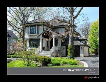 135 HAWTHORN AVENUE - Properties