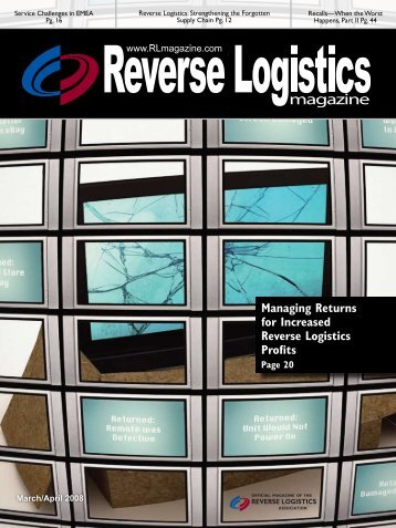 Managing Returns for Increased Reverse Logistics Profits
