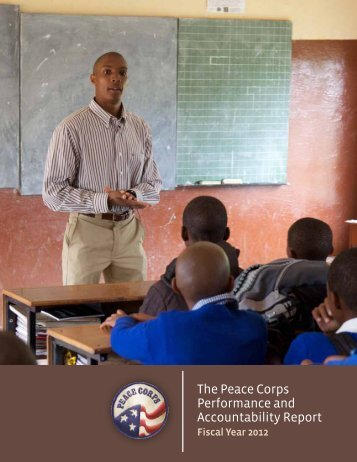 FY 2012 - Peace Corps