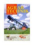 Agrartechnik - Fliegl - SelectLine Software GmbH - Page 3