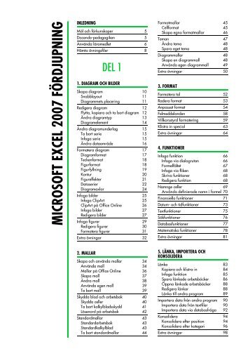 Guide till Microsoft Excel 2002