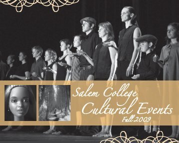 Cultural Events - Salem College