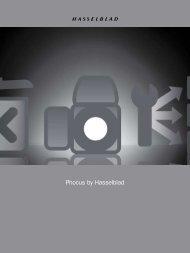 Phocus by Hasselblad - Hasselblad.es