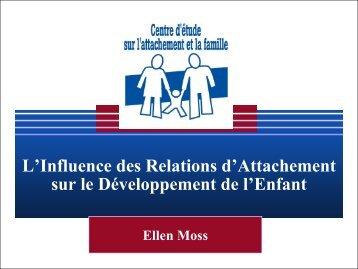 Attachement et développement cognitif - Csss-iugs.ca