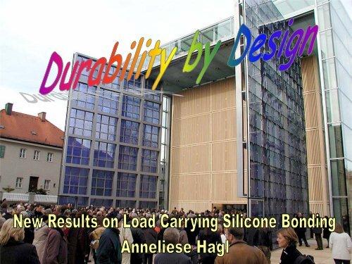 Durability by Design - a-hagl-ingenieure