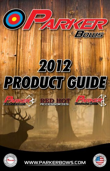 2012 Product Guide - Bogenfuchs