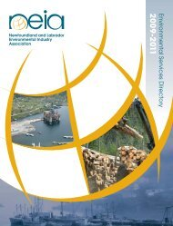 Download Environmental Services Directory (2009-2011) as ... - NEIA