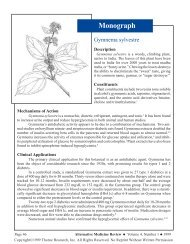 Gymnema sylvestre - Thorne Research