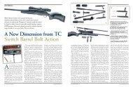 Dimension Guns Australia July/Sept 2012 - Frontier Arms