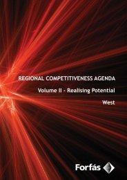 Regional Competitiveness Agenda - Volume II - Galway County ...