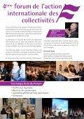 INVITATION - Cités Unies France - Page 3