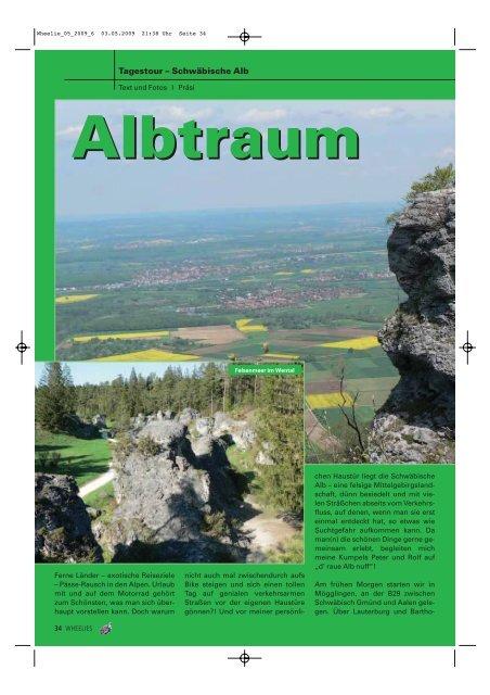 AlbTraum - Kultourbikes.de