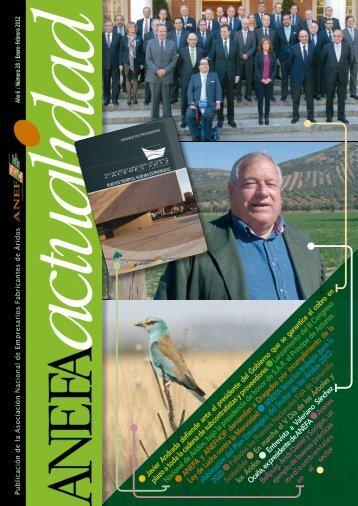 nº 28 (enero-febrero de 2012) - Anefa
