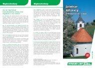 Wanderfolder als PDF - Verkehrsverbund Steiermark