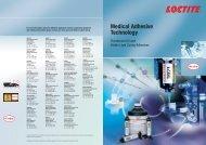 Medical Adhesive Technology - Henkel
