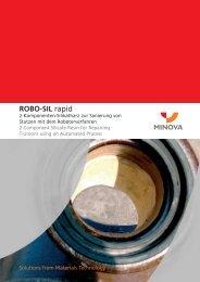ROBO-SIL rapid - Minova CarboTech GmbH