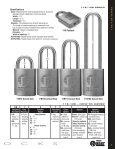 PADLOCKS - Best Access Systems - Page 3