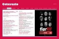 FIAR - FESTIVAL INTERNACIONAL DE ARTES DE RUA - Câmara ...