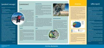 UIAA Annual Report 2012