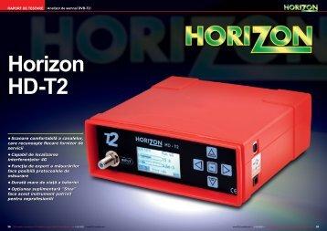 Horizon HD-T2 - TELE-satellite International Magazine