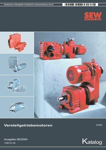 Katalog - SEW-Eurodrive