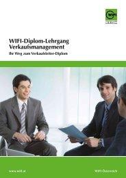 Wifi-Diplom-Lehrgang Verkaufsmanagement
