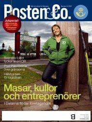 Masar, kullor och entreprenörer - Posten
