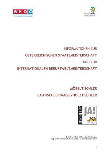 österreichischen staatsmeisterschaft - Tischler