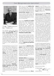 Ausgabe 12/2001 September 2001 - Thalheim bei Wels