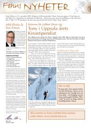 FON Nyheter 3-4_09.indd - Fonus