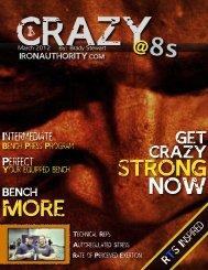 CRAZY @8s - Iron Authority